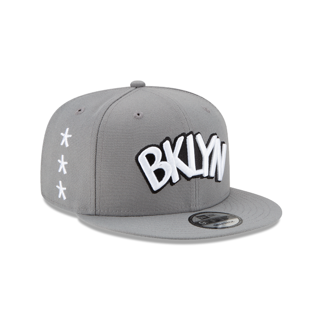 Brooklyn Nets Statement Edition 9FIFTY Snapback | Brooklyn Nets Hats | New Era Cap