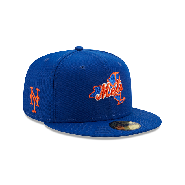 New York Mets Local 59FIFTY Fitted | New York Mets Hats | New Era Cap