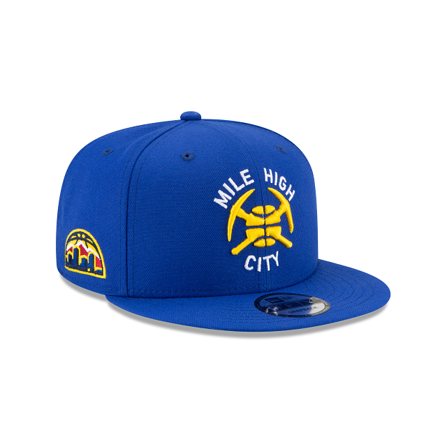 Denver Nuggets Statement Edition 9FIFTY Snapback | Denver Nuggets Hats | New Era Cap