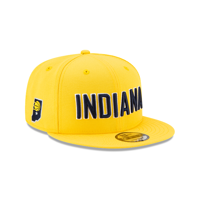 Indiana Pacers Statement Edition 9FIFTY Snapback | Indiana Pacers Hats | New Era Cap