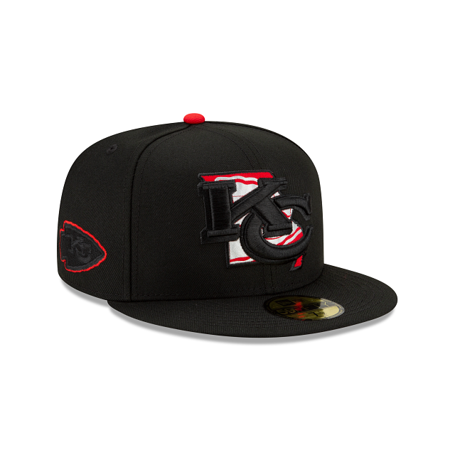 Kansas City Chiefs State Logo Reflect 59FIFTY Fitted | Kansas City Chiefs Hats | New Era Cap
