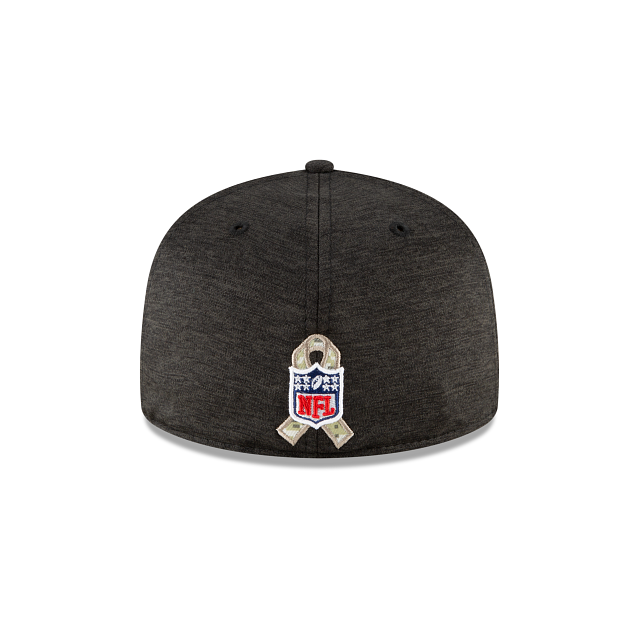Los Angeles Rams Salute To Service 59FIFTY Fitted | Los Angeles Rams Hats | New Era Cap