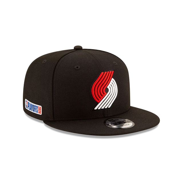Portland Trail Blazers Playoff Series 9FIFTY Snapback | Portland Trail Blazers Hats | New Era Cap