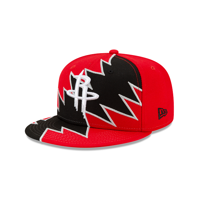 Houston Rockets Flash 9FIFTY Snapback | Houston Rockets Hats | New Era Cap