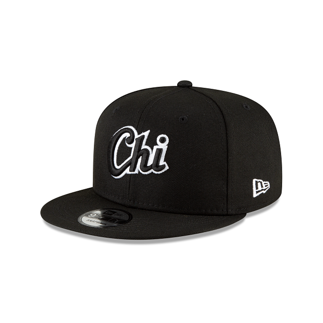 Chicago White Sox Ligature 9FIFTY Snapback | Chicago White Sox Hats | New Era Cap