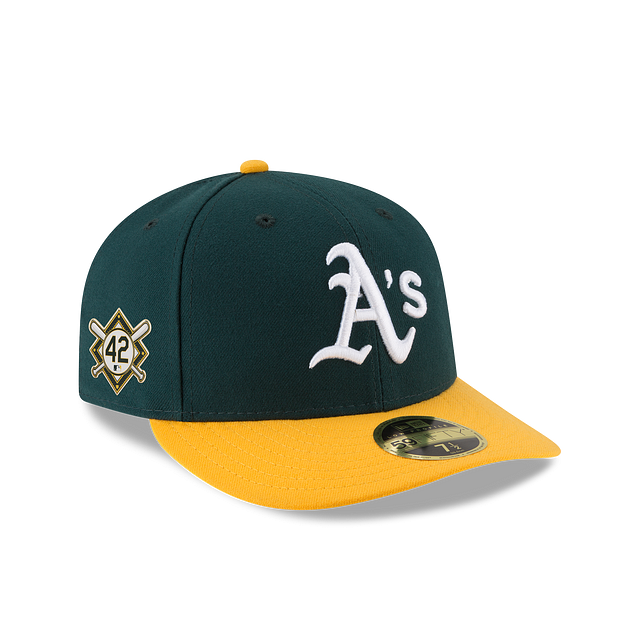 Oakland Athletics Jackie Robinson Day Low Profile 59FIFTY Fitted | Oakland Athletics Hats | New Era Cap