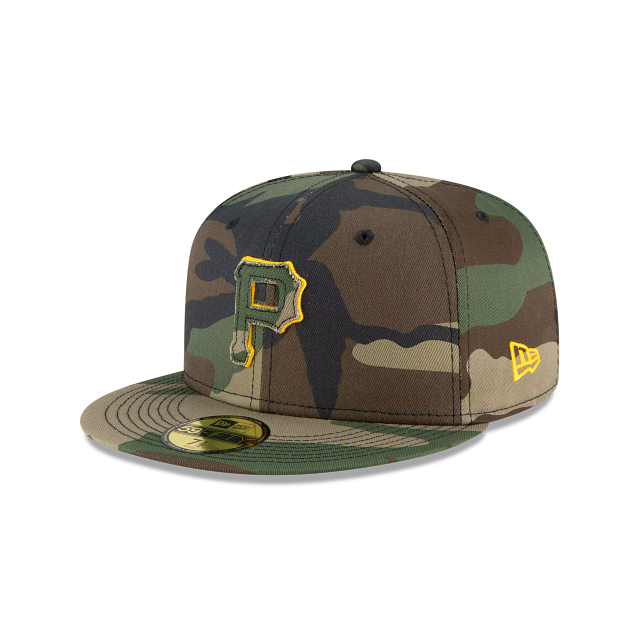 Pittsburgh Pirates Forest Pop 59FIFTY Fitted | Pittsburgh Pirates Hats | New Era Cap