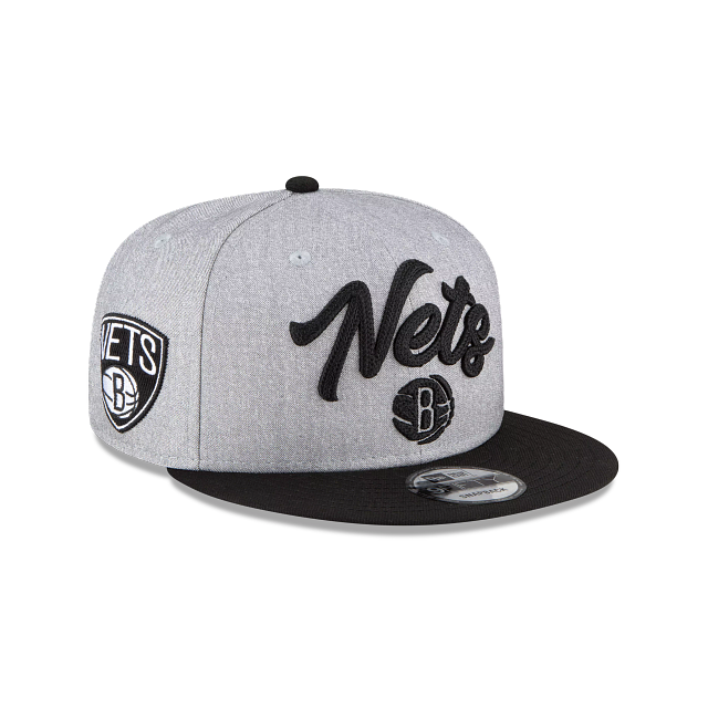 Brooklyn Nets Official NBA Draft Kids 9FIFTY Snapback | Brooklyn Nets Hats | New Era Cap