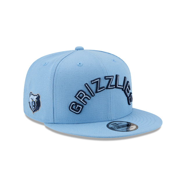 Memphis Grizzlies Statement Edition 9FIFTY Snapback | Memphis Grizzlies Hats | New Era Cap