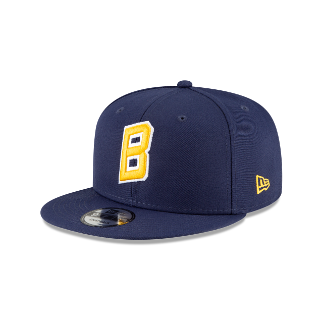 Milwaukee Brewers Ligature 9FIFTY Snapback | Milwaukee Brewers Hats | New Era Cap
