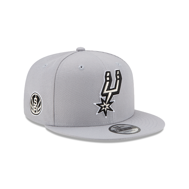 San Antonio Spurs Statement Edition 9FIFTY Snapback | San Antonio Spurs Hats | New Era Cap