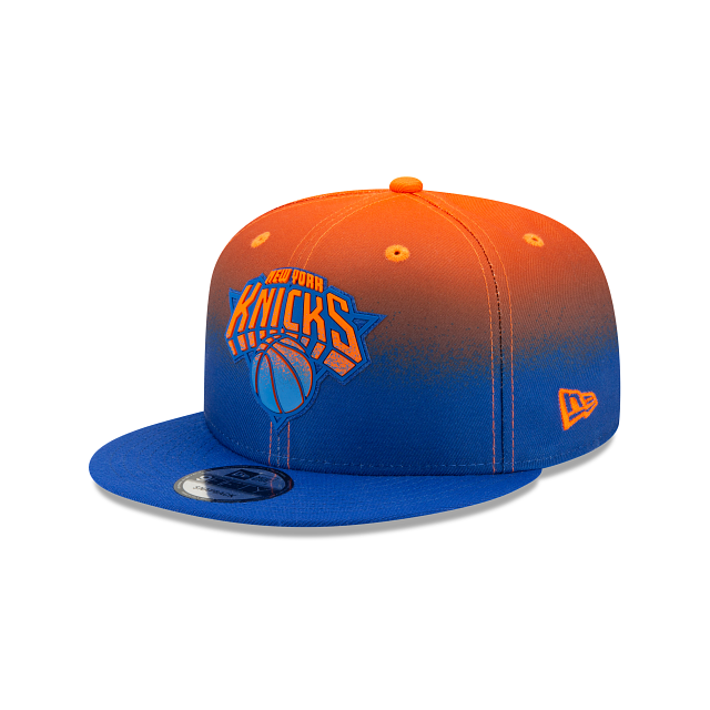 New York Knicks Back HaLF 9FIFTY Snapback | New York Knicks Hats | New Era Cap