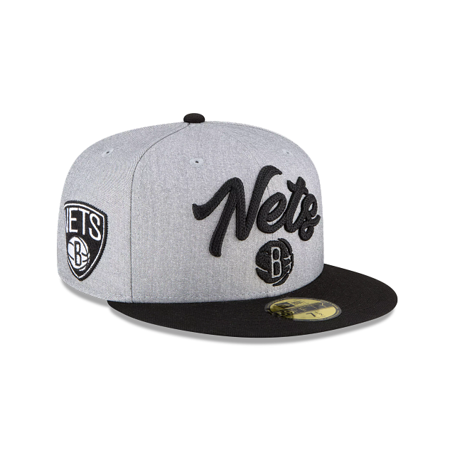 Brooklyn Nets NBA Draft 59FIFTY Fitted | Brooklyn Nets Hats | New Era Cap