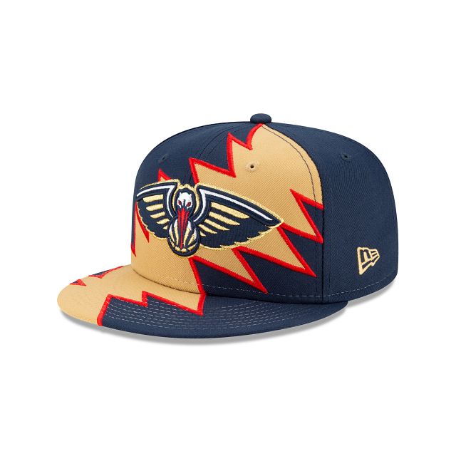 New Orleans Pelicans Flash 9FIFTY Snapback | New Orleans Pelicans Hats | New Era Cap