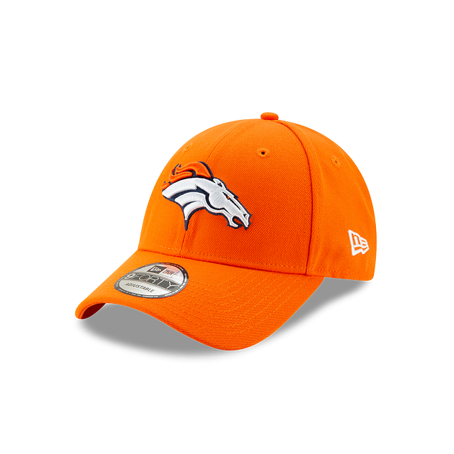 Denver Broncos The League 9FORTY Adjustable | Denver Broncos Hats | New Era Cap