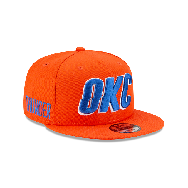 Oklahoma City Thunder Statement Edition 9FIFTY Snapback | Oklahoma City Thunder Hats | New Era Cap