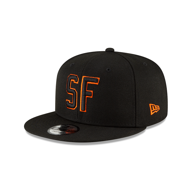 San Francisco Giants Ligature 9FIFTY Snapback | San Francisco Giants Hats | New Era Cap