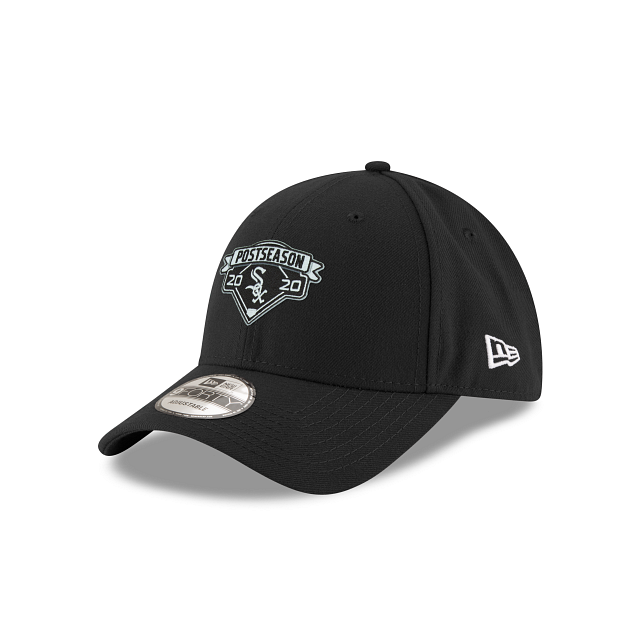 Chicago White Sox Postseason Locker Room 9FORTY Adjustable | Chicago White Sox Hats | New Era Cap