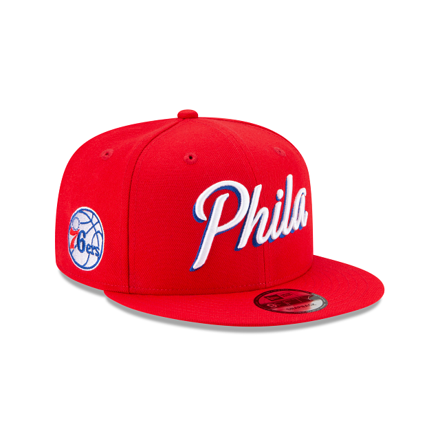 Philadelphia 76ers Statement Edition 9FIFTY Snapback | Philadelphia 76ers Hats | New Era Cap