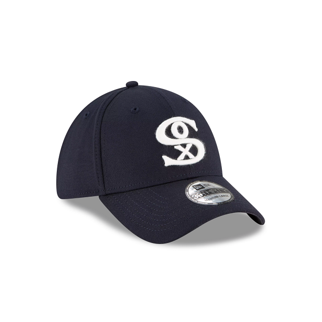 Chicago White Sox Cooperstown 39THIRTY Stretch Fit | Chicago White Sox Hats | New Era Cap