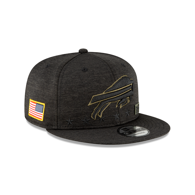 Buffalo Bills Salute To Service 9FIFTY Snapback | Buffalo Bills Hats | New Era Cap