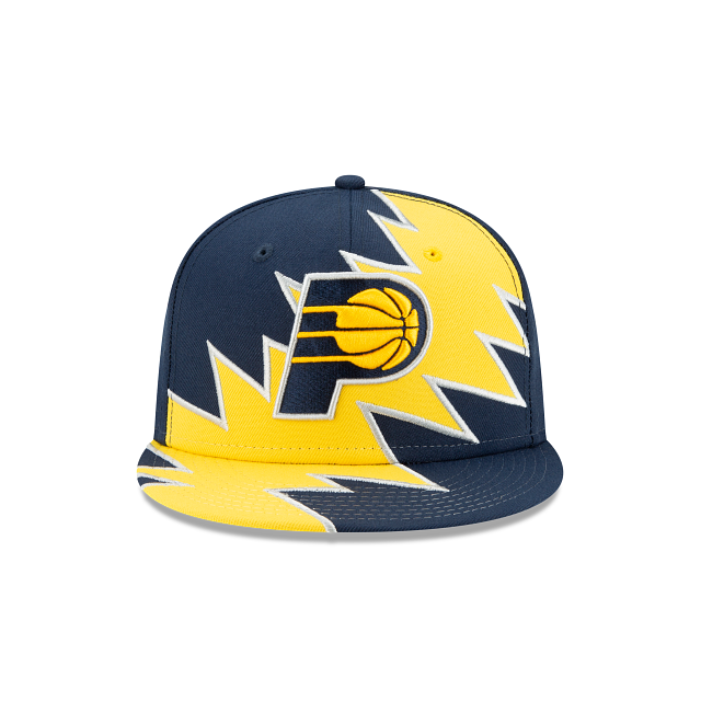 Indiana Pacers Flash 9FIFTY Snapback | Indiana Pacers Hats | New Era Cap