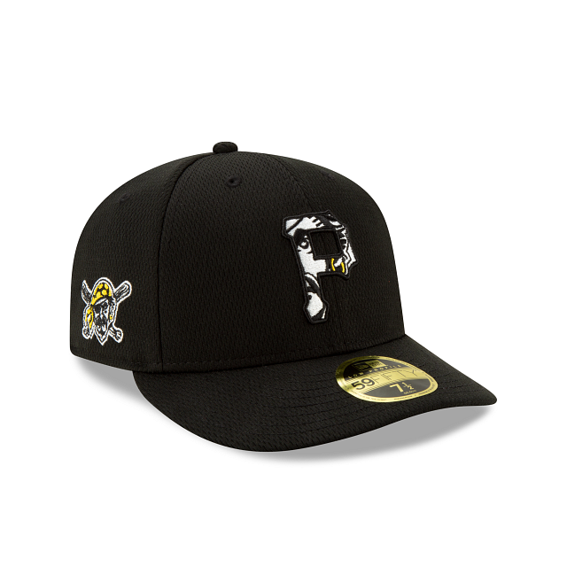 Pittsburgh Pirates 2021 Spring Training Low Profile 59FIFTY Fitted | Pittsburgh Pirates Hats | New Era Cap
