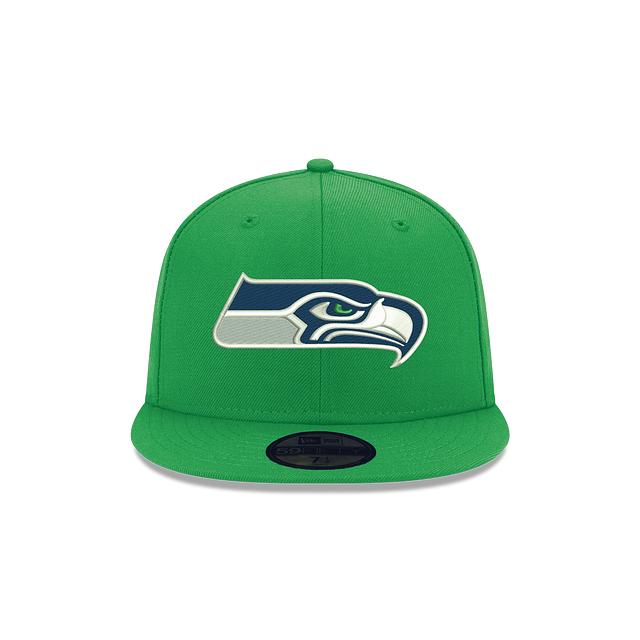 Seattle Seahawks Basic 59FIFTY Fitted | Seattle Seahawks Hats | New Era Cap