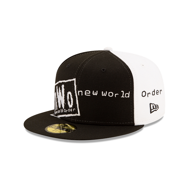 New World Order WWE Hall Of Fame 59FIFTY Fitted | WWE Hall Of Fame Hats | New Era Cap