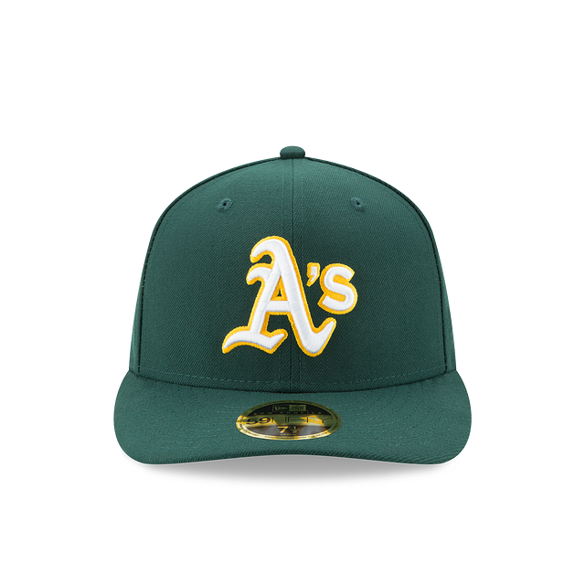 Oakland Athletics Authentic Collection Low Profile 59FIFTY | Oakland Athletics Hats | New Era Cap