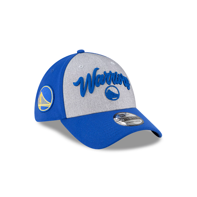 Golden State Warriors NBA Draft 39THIRTY Stretch Fit | Golden State Warriors Hats | New Era Cap