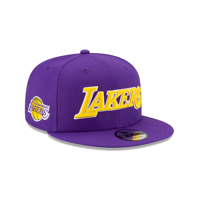 Los Angeles Lakers Statement Edition 9FIFTY Snapback | Los Angeles Lakers Hats | New Era Cap