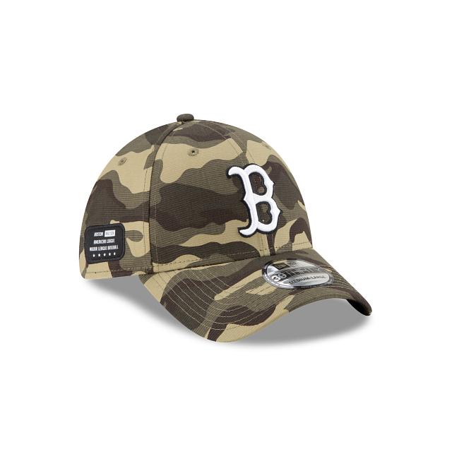 Boston Red Sox Armed Forces Weekend 39THIRTY Stretch Fit | Boston Red Sox Hats | New Era Cap