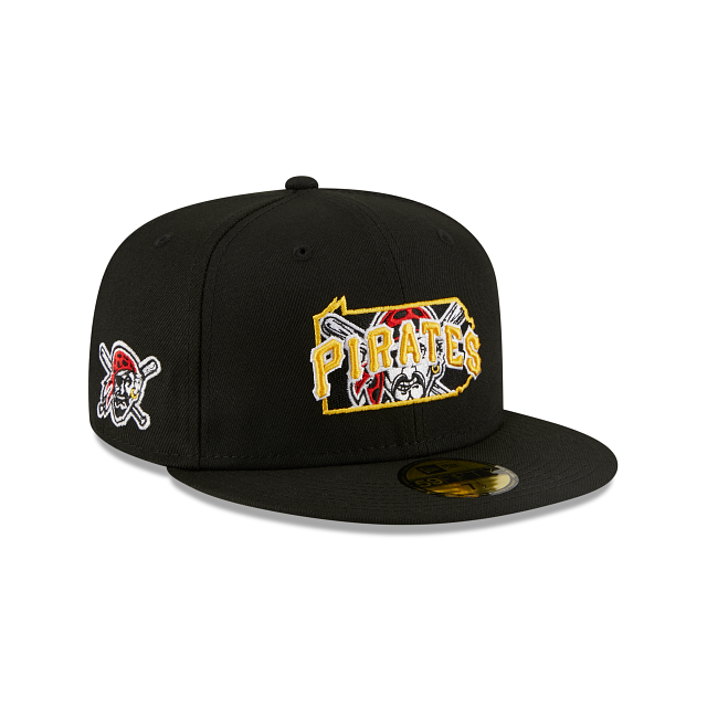 Pittsburgh Pirates Local 59FIFTY Fitted | Pittsburgh Pirates Hats | New Era Cap