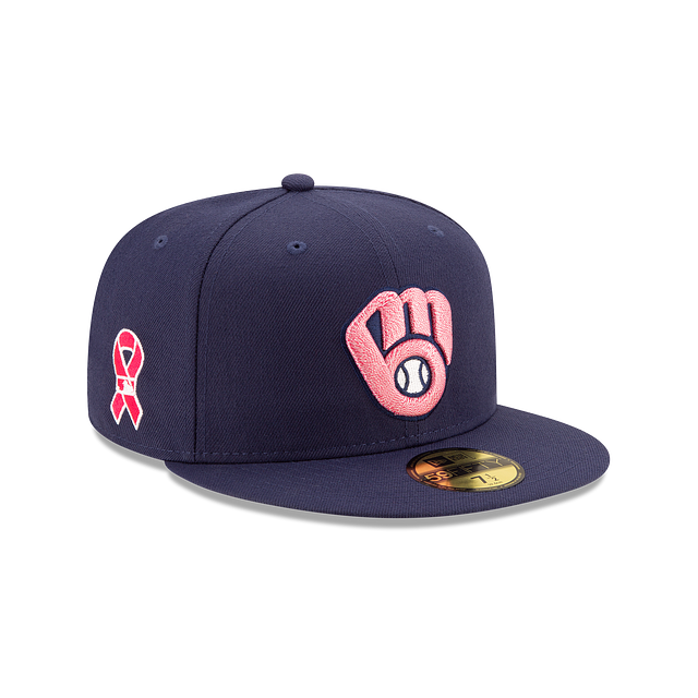 Milwaukee Brewers Mother's Day 59FIFTY Fitted | Milwaukee Brewers Hats | New Era Cap