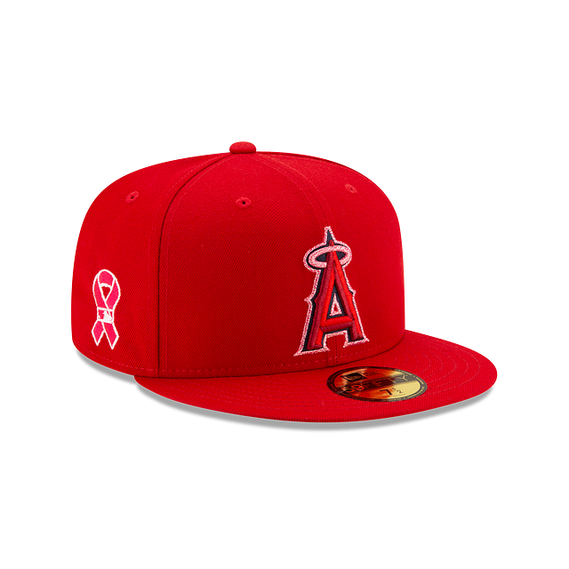 Los Angeles Angels Mother's Day 59FIFTY Fitted | Los Angeles Angels Hats | New Era Cap