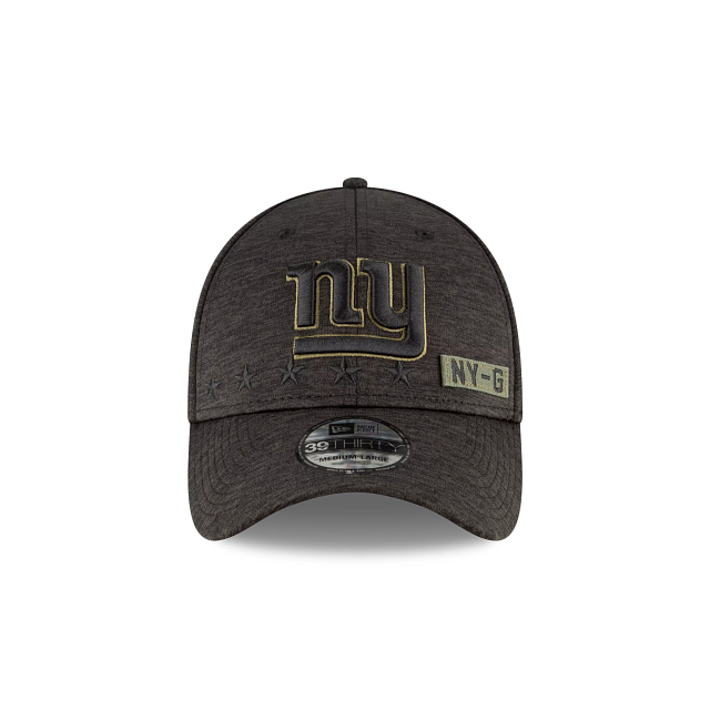 New York Giants Salute To Service 39THIRTY Stretch Fit | New York Giants Hats | New Era Cap