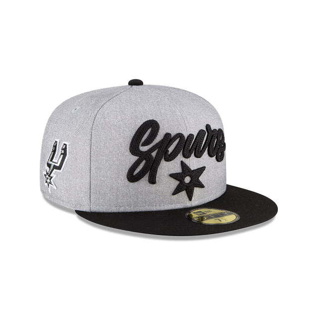 San Antonio Spurs NBA Draft 59FIFTY Fitted | San Antonio Spurs Hats | New Era Cap