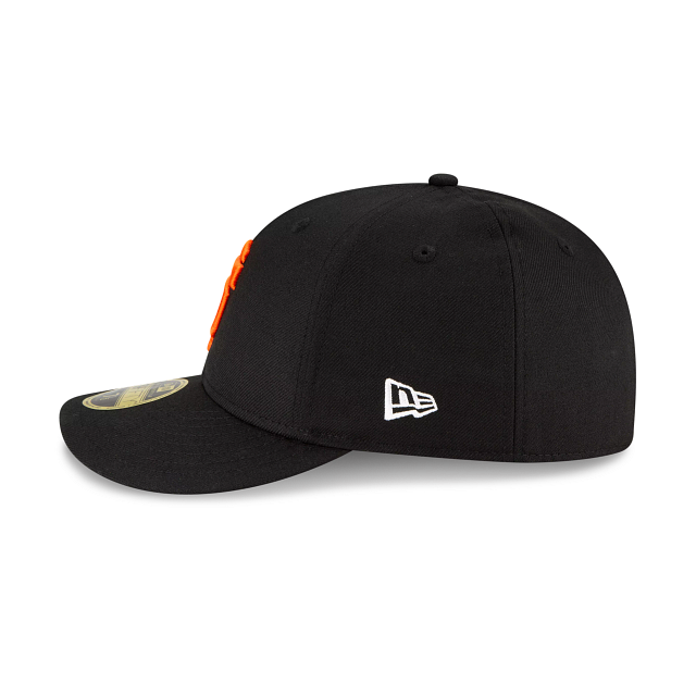 San Francisco Giants Crystals From Swarovski Flag Low Profile 59FIFTY Fitted | San Francisco Giants Hats | New Era Cap