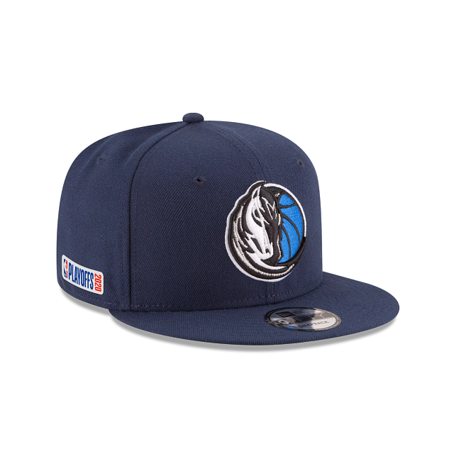 Dallas Mavericks Playoff Series 9FIFTY Snapback | Dallas Mavericks Hats | New Era Cap