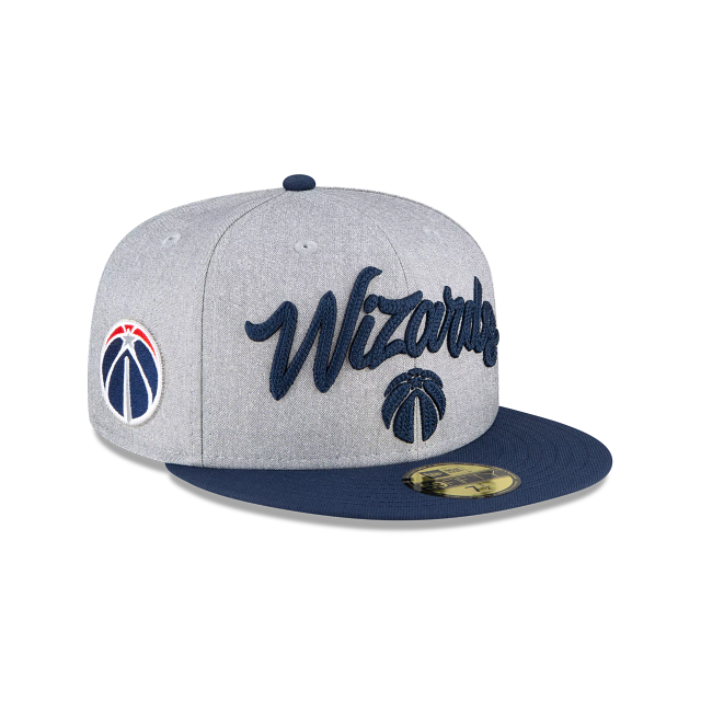 Washington Wizards NBA Draft 59FIFTY Fitted | Washington Wizards Hats | New Era Cap