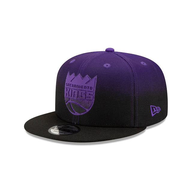 Sacramento Kings Back HaLF 9FIFTY Snapback | Sacramento Kings Hats | New Era Cap