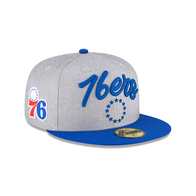Philadelphia 76ers NBA Draft 59FIFTY Fitted | Philadelphia 76ers Hats | New Era Cap