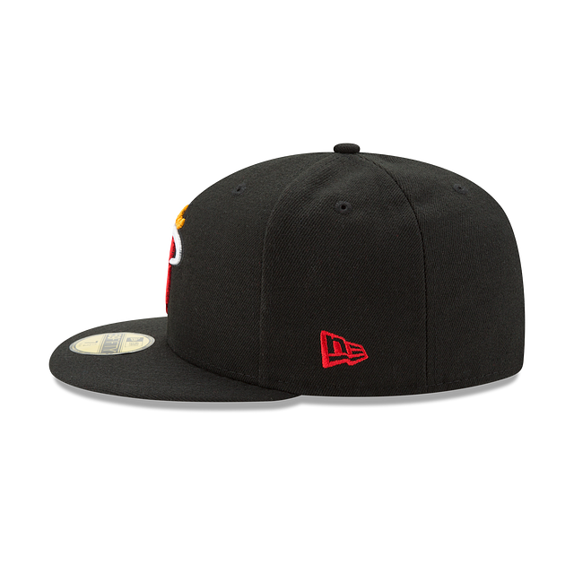 Miami Heat Playoff Series 59FIFTY Fitted | Miami Heat Hats | New Era Cap