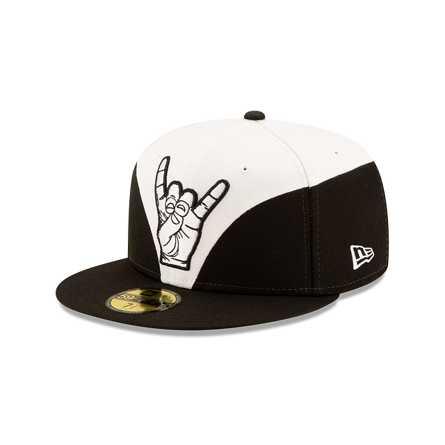 New World Order WWE Hall Of Fame Hand 59FIFTY Fitted | WWE Hall Of Fame Hats | New Era Cap