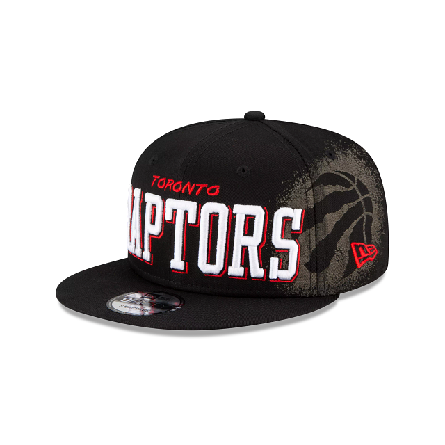 Toronto Raptors Faded 9FIFTY Snapback | Toronto Raptors Hats | New Era Cap