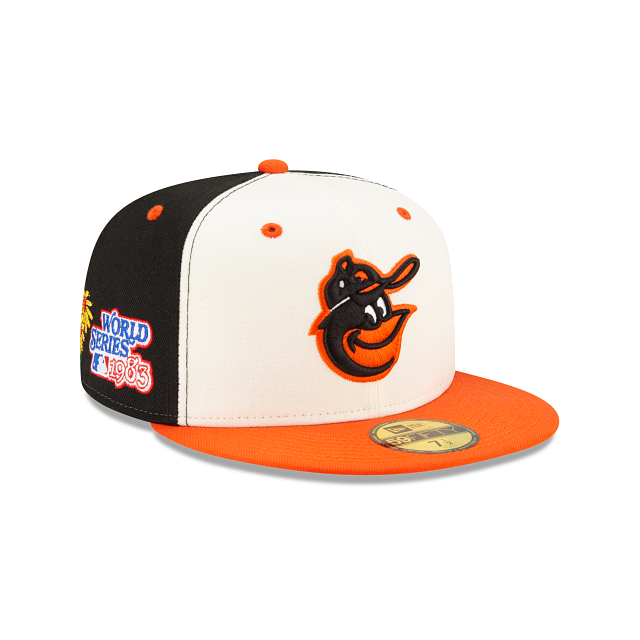 Baltimore Orioles State Flower 59FIFTY Fitted | Baltimore Orioles Hats | New Era Cap