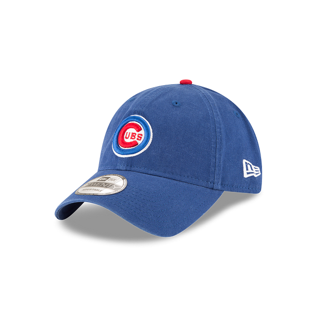 Chicago Cubs Core Classic 9TWENTY Adjustable | Chicago Cubs Hats | New Era Cap