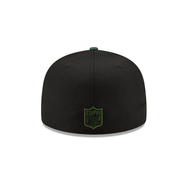 New York Jets State Logo Reflect 59FIFTY Fitted | New York Jets Hats | New Era Cap