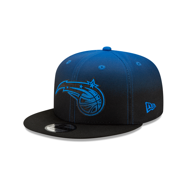 Orlando Magic Back HaLF 9FIFTY Snapback | Orlando Magic Hats | New Era Cap